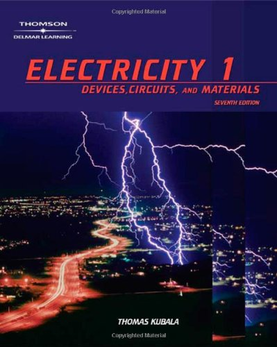 9781401897093: Electricity 1: Devices, Circuits & Materials (v. 1)