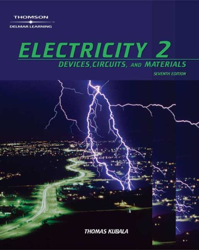 9781401897178: Electricity 2: Devices, Circuits & Materials (v. 2)