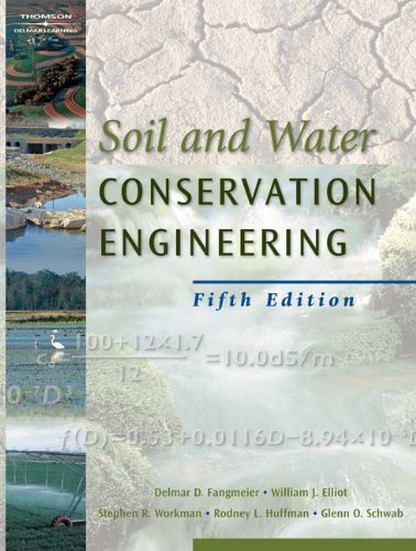 9781401897499: Soil and Water Conservation Engineering