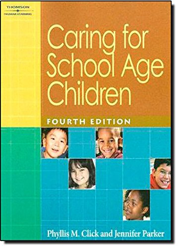 9781401897703: Caring for School Age Children