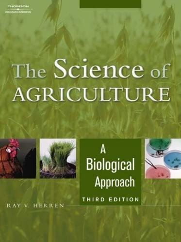 9781401898007: The Science of Agriculture: A Biological Approach