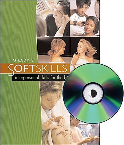 9781401899400: Milady's Soft Skills: Interpersonal Skills for the Beauty Industry DVD Series (Softskills DVD Series)