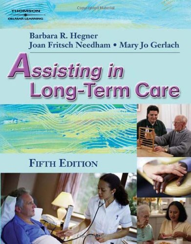 9781401899547: Assisting in Long-Term Care