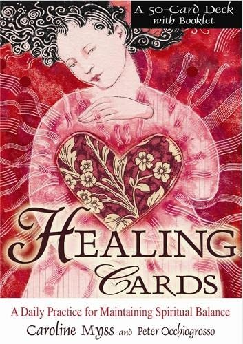 9781401900236: Healing Cards (Large Card Decks)