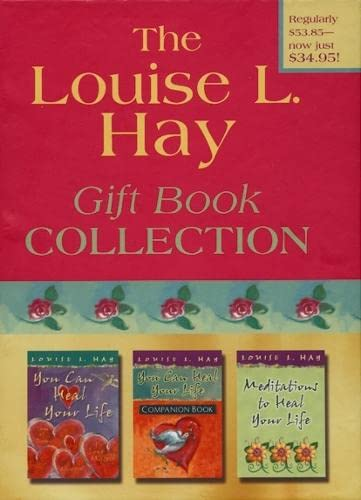 9781401900397: Louise Hay Gift Book Collection