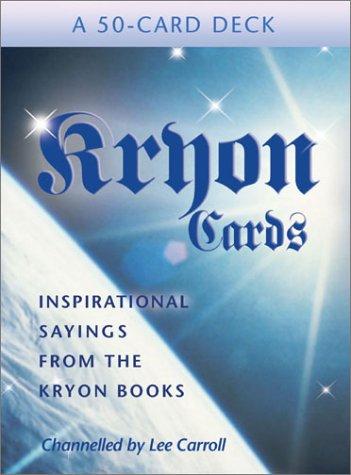 9781401900502: Kryon Cards (Large Card Decks)