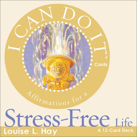 9781401900649: I Can Do It Cards, Stress Free