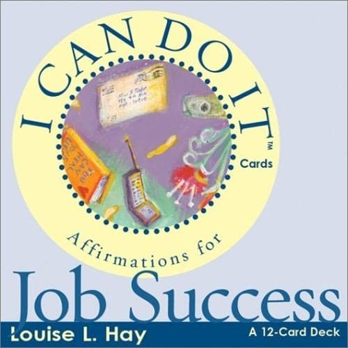 9781401900786: I Can Do It Cards, Success