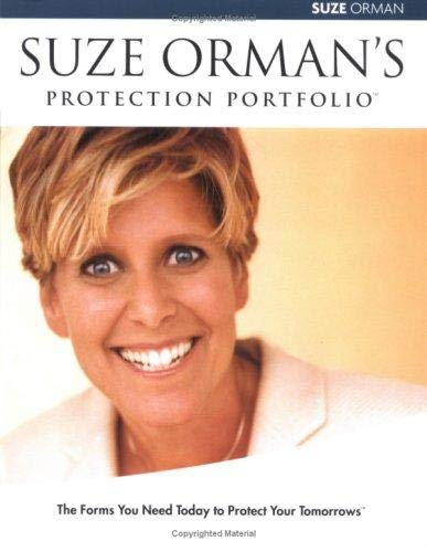 Suze Orman's Protection Portfolio (1401901182) by Suze Orman