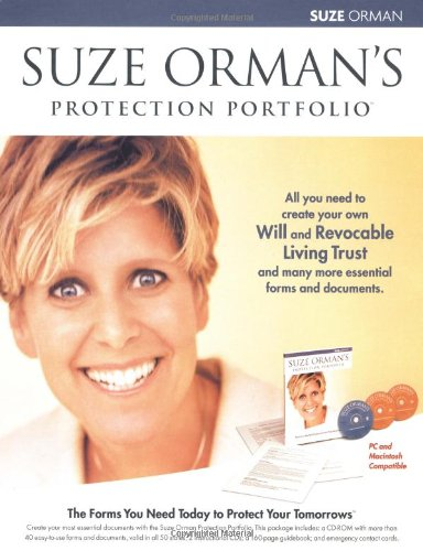9781401901783: Suze Orman's Financial Package: The Forms You Need Today to Protect Your Tomorrow