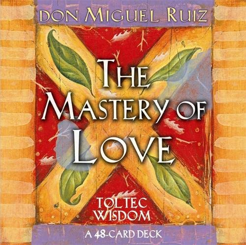 9781401901967: Mastery of Love Cards (Small Card Decks)