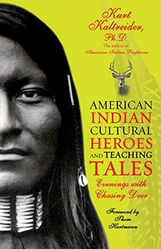 9781401902131: American Indian Cultural Heroes and Teaching Tales