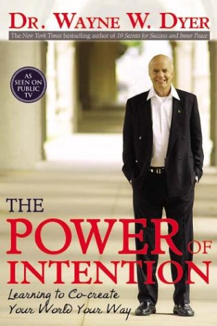9781401902155: The Power of Intention