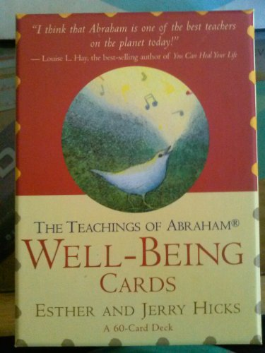 9781401902674: The Teachings of Abraham Well-being Cards