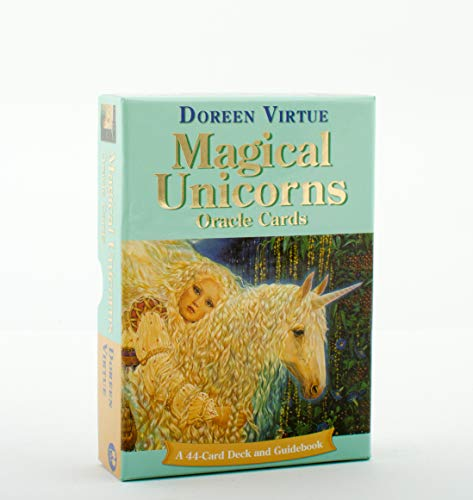 9781401902759: Magical Unicorn Oracle Cards