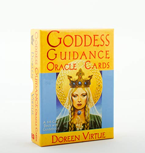 9781401903015: Goddess Guidance Oracle Cards