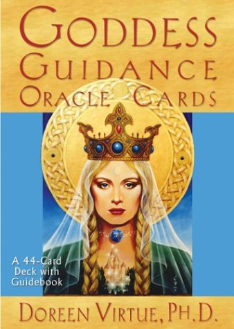 9781401903022: Goddess Guidance Oracle Cards Prepack