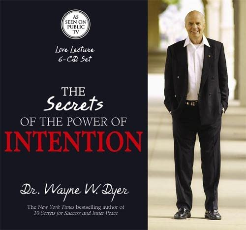9781401903107: The Secrets Of The Power Of Intention