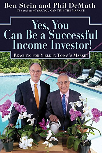 Yes, You Can Be A Successful, Income: Stein, Ben, DeMuth,