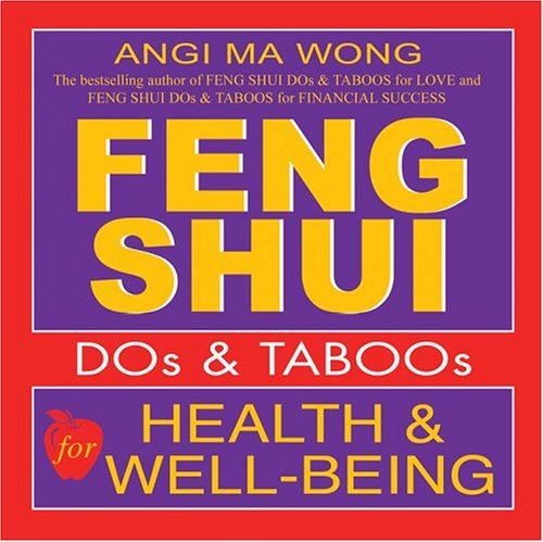 9781401903343: Feng Shui Do's and Taboos for Health and Well-Being