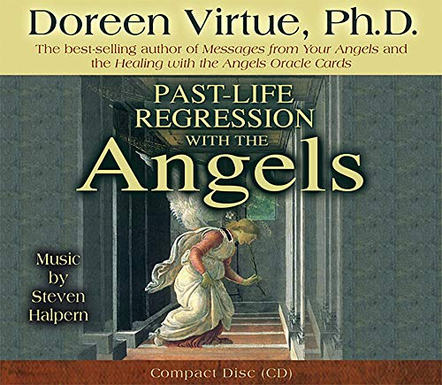 9781401904029: Past-Life Regression With the Angels