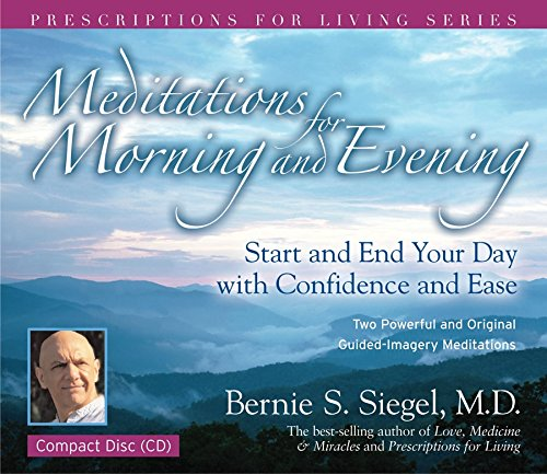 9781401904159: Meditations for Morning and Evening (Prescriptions for Living)