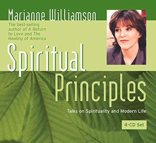 Spiritual Principles: Williamson, Marianne