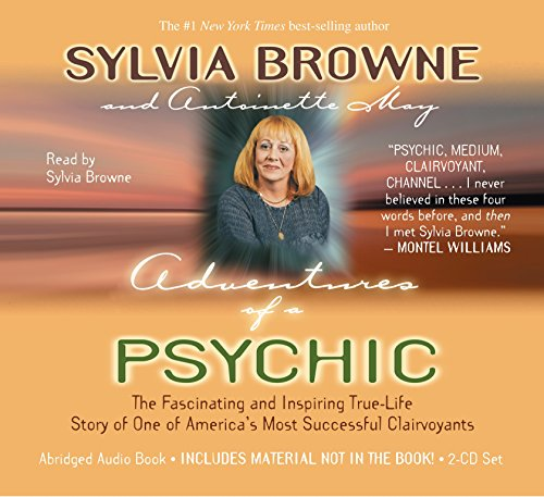 9781401904388: Adventures of a Psychic