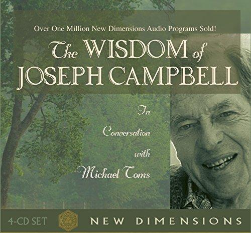 The Wisdom of Joseph Campbell (CD): Campbell, Joseph