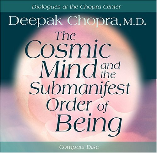 9781401904500: The Cosmic Mind and Submanifest Order of Being