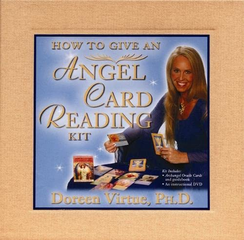 9781401905477: How to Give an Angel Card Reading Kit