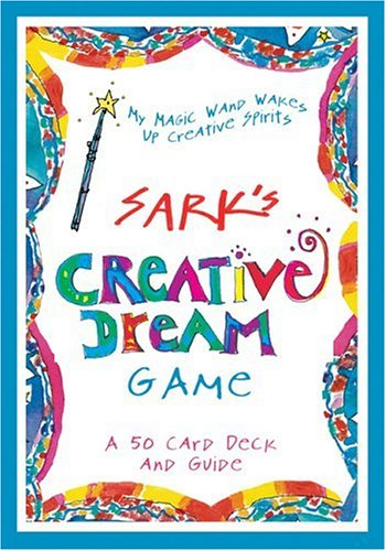 9781401906047: Sarks Creative Dream Game: 50-Card Deck