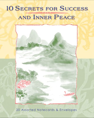 9781401906450: Notecards: 10 Secrets for Success and Inner Peace