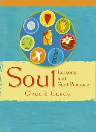 9781401906818: Soul Lessons & Soul Purpose Oracle Cards: The Most Direct Path to Spiritual Peace and Personal Fulfillment