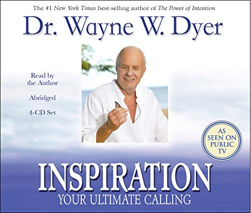 9781401907259: Inspiration - Your Ultimate Calling - Live Lecture - 2 Cd Set
