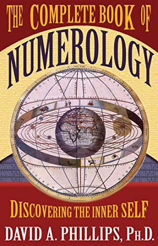 9781401907273: The Complete Book Of Numerology: Discovering Your Inner Self