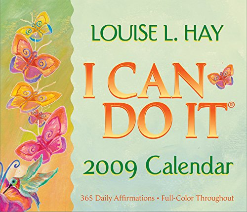 9781401907501: I Can Do It 2009 Calendar: 365 Daily Affirmations