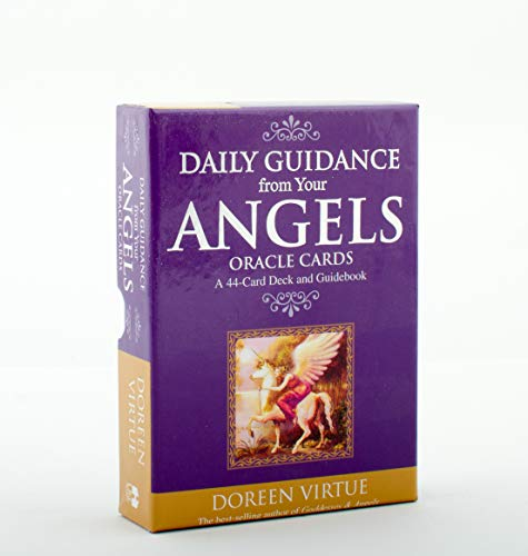 Daily Guidance from Your Angels Oracle Cards: 44 cards plus booklet: Virtue, Doreen