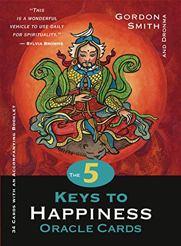 9781401908027: The 5 Keys to Happiness Oracle Cards