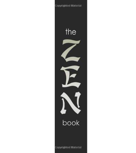 9781401908751: The Zen Book