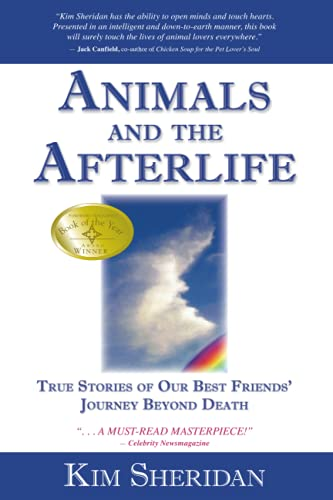 9781401908898: Animals And the Afterlife: True Stories of Our Best Friends' Journey Beyond Death