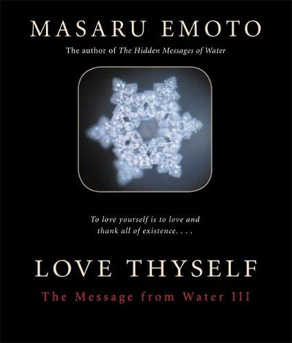 9781401908997: Love Thyself: The Message From Water III: v. 3