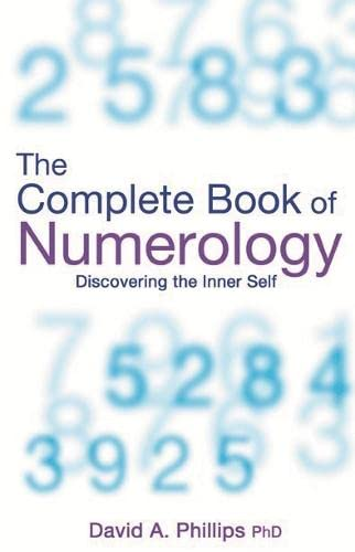 9781401910662: The Complete Book of Numerology: Discovering Your Inner Self