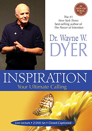 9781401910938: Inspiration - 2 DVD set - live lecture