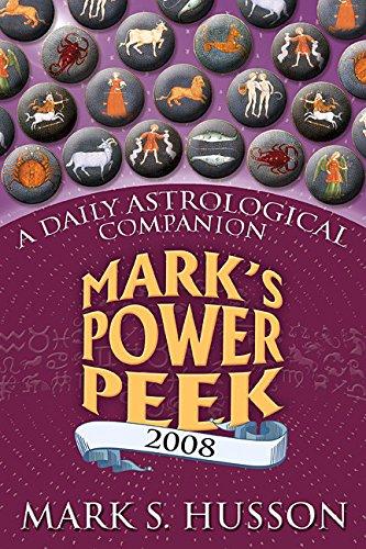 9781401911577: Mark's Power Peek: A Daily Astrological Companion