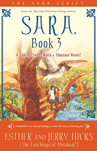 9781401911607: Sara, Book 3: A Talking Owl Is Worth a Thousand Words!