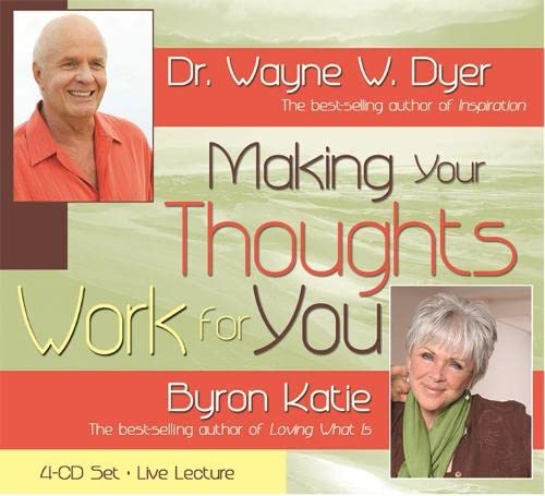 9781401911898: Making Your Thoughts Work For You 4-CD Live Lecture