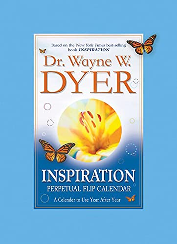 9781401912116: Inspiration Perpetual Flip Calendar: Your Ultimate Calling