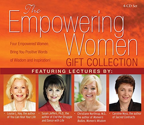 9781401919016: Empowering Women Gift Collection 4-CD set: Revised Edition!