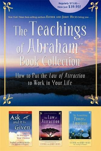 9781401919160: The Teachings Of Abraham Book Collection: How to Put the Law of Attraction to Work in Your Life
